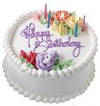 Alleinunterhalter Geburtstag Torte